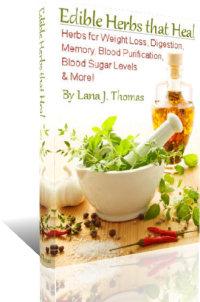 Edible Herbs that Heal